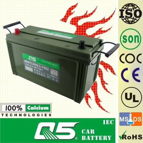 12V100AH, Hot Sale Truck Battery for JIS Standard Wholesale