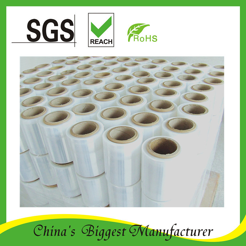 Hand Use and Machine Use Stretch Wrap Film