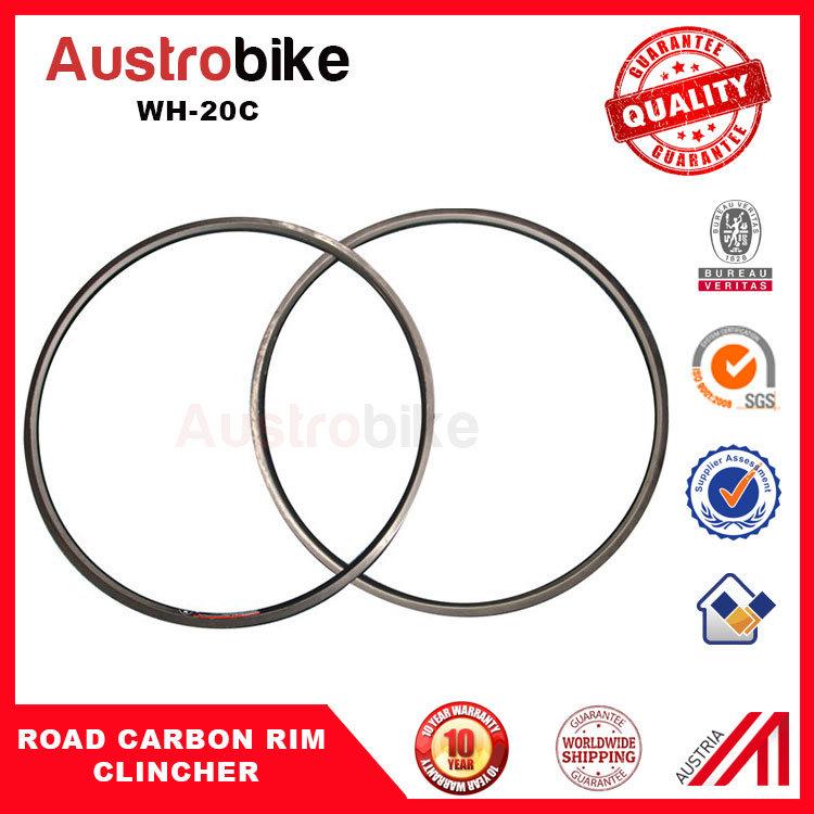 700c Special Carbon Fiber Road Bicycles Rim 20mm