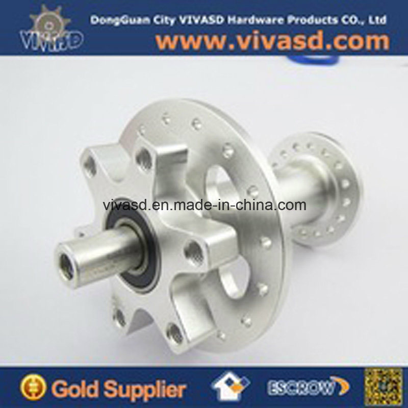 CNC Machining Custom Aluminum Parts Bicycle Hub