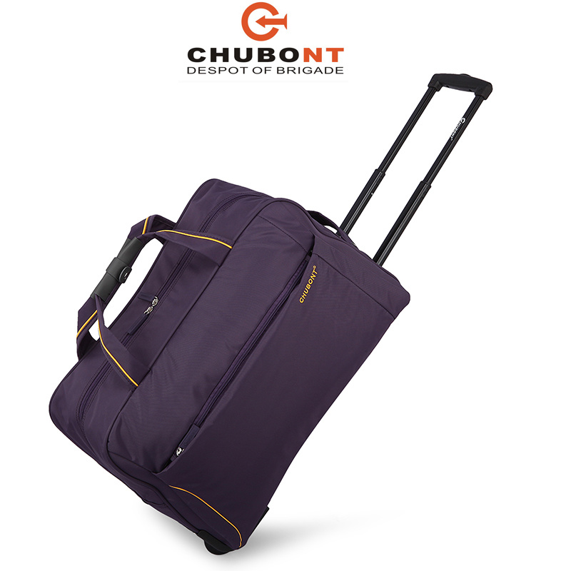 Chubont Hot Selling Waterproof Duffel Trolley Bag Size 19/22 Inch