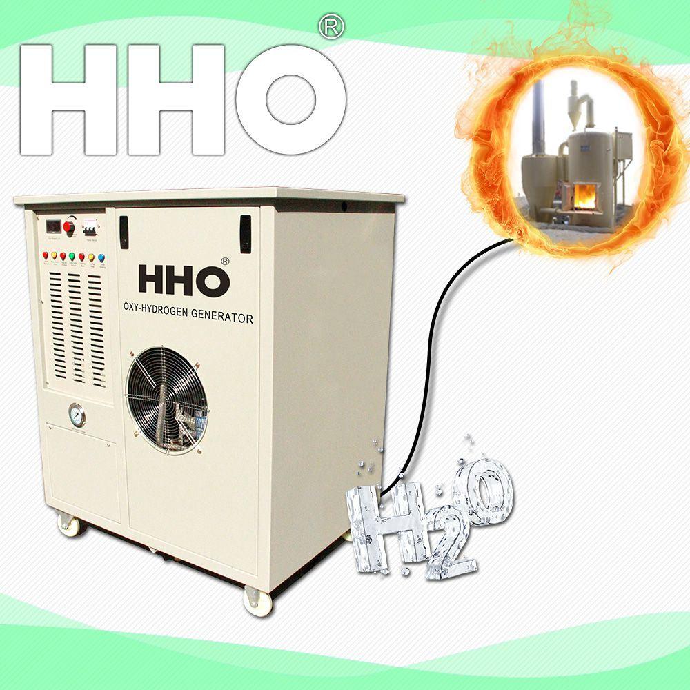 Hho Medical Incinerator