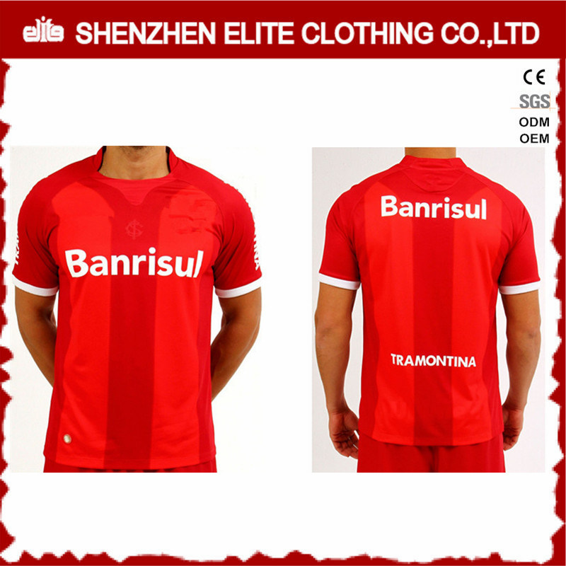 Custom Sublimation Barcelona Soccer Jersey Football Shirt (ELTYSJ-58)