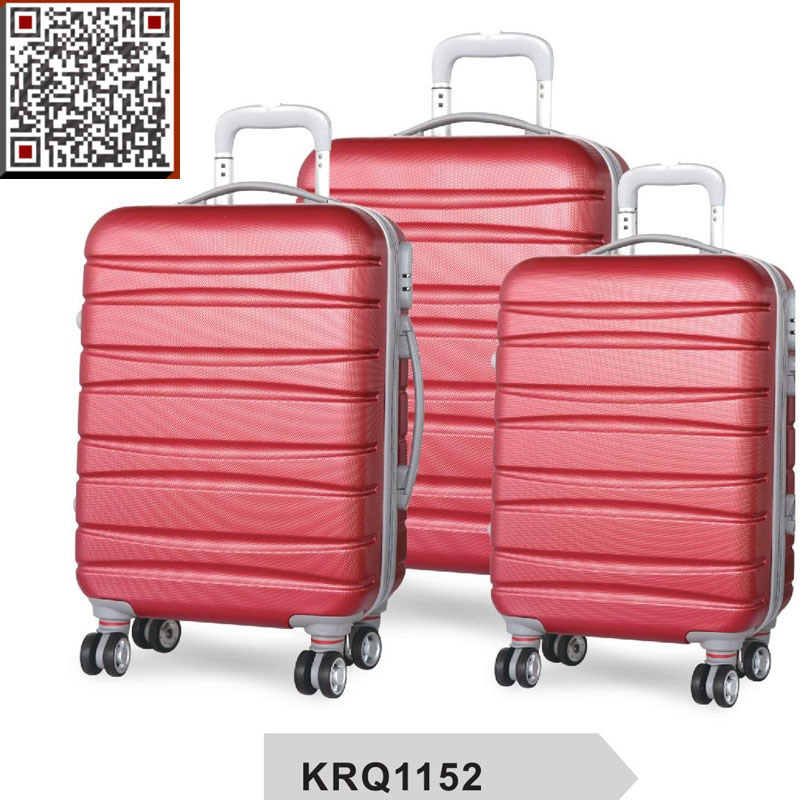 New Design ABS Hard Shell Travel Trolley Luggage