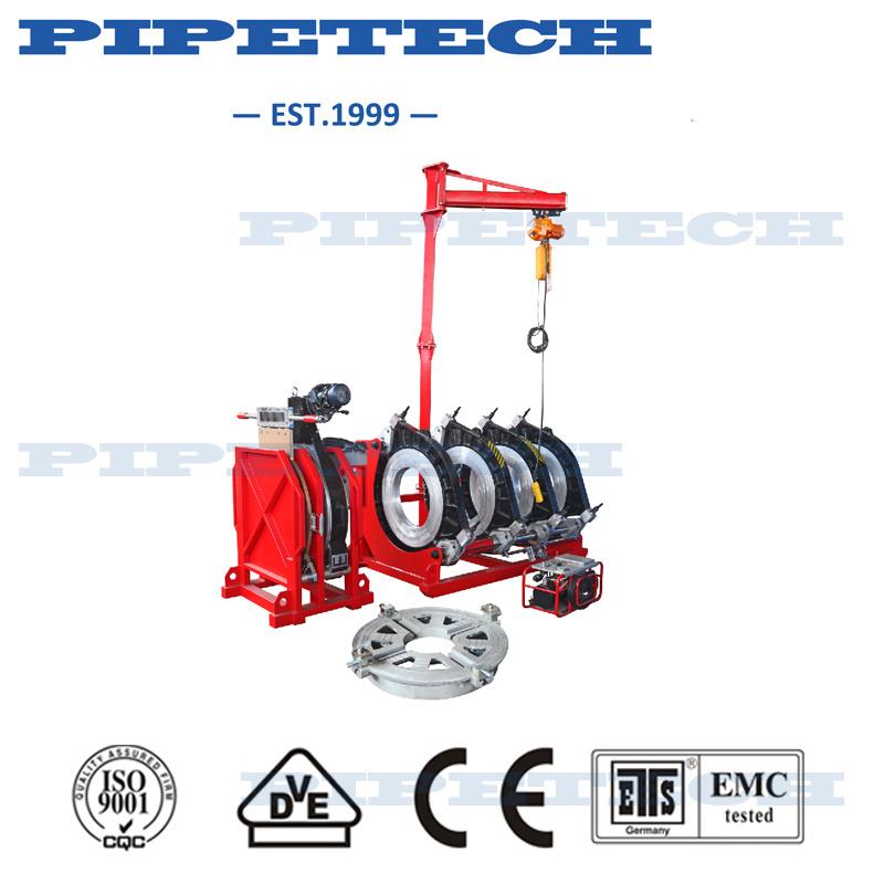 PE Pipe 630mm Pipe Butt Welding Machine