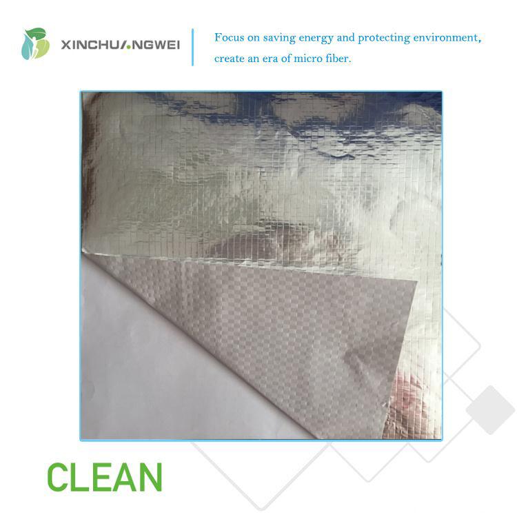 Aluminium Foil Woven Insulation and Vapor Barrier