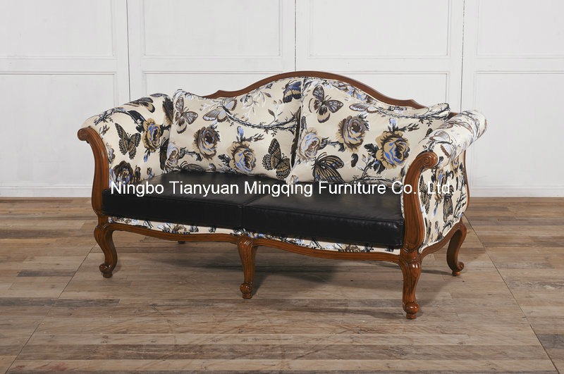 Match Well of Chinese and Western Sofa Antique Furniture