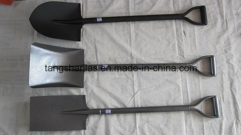 Good Quality High Carbon Steel Handle Shovel Shovel