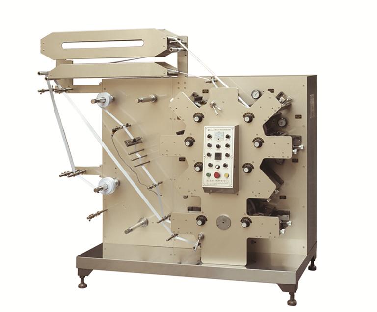 on-Running Registration Flexo Label Printing Machine (HY6002R)