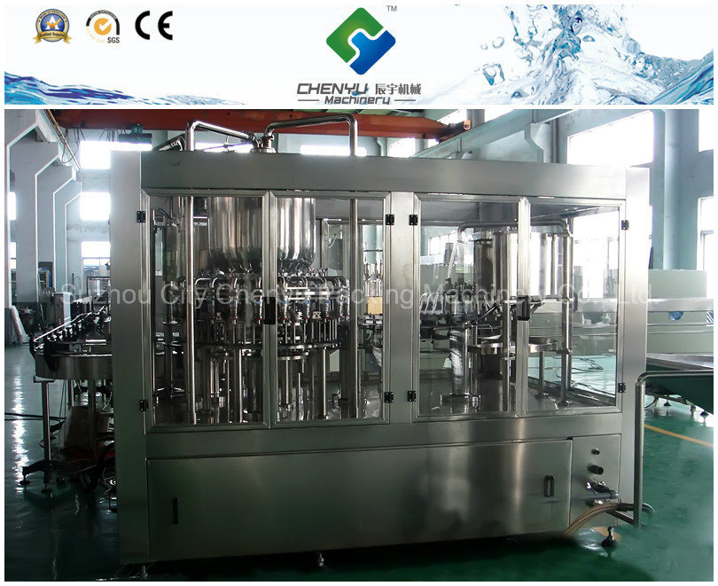 Automatic 3 in 1 Juice Production Machine