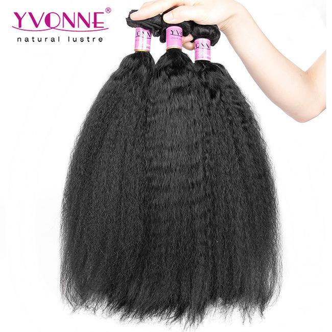 2016 Fashion Natural Brazilian Virgin Human Hair Extension