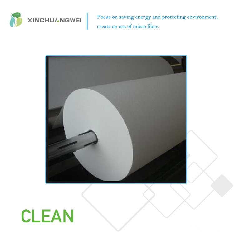 Casting Glass Microfiber Air Filter Media Fiberglass Filter Paper