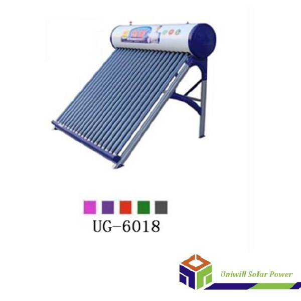 Compact Pressurized Solar Water Heater (UG-6008)