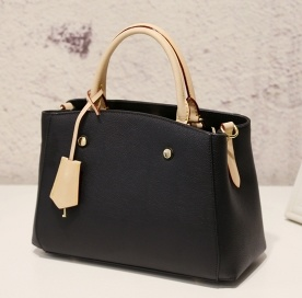 Wca Audit Factory Supply New Ladies Leather Handbag (T6651)