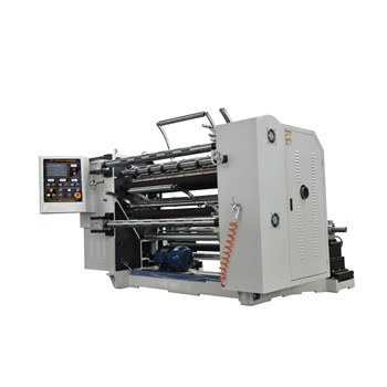 Used of Automatic Paper Tube Slitting Rewinding Machine