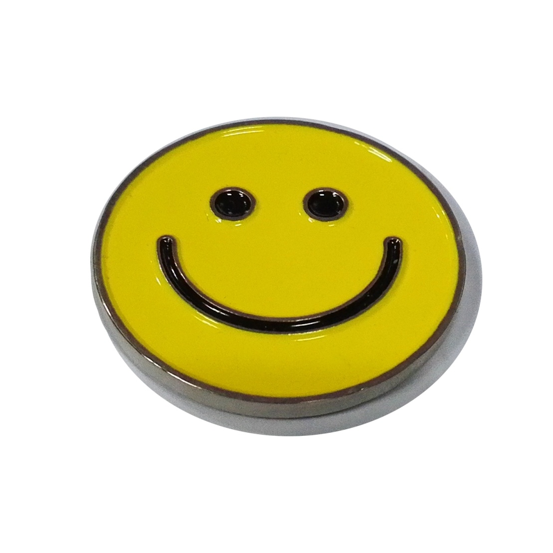 Emoji Metal Golf Ball Marker