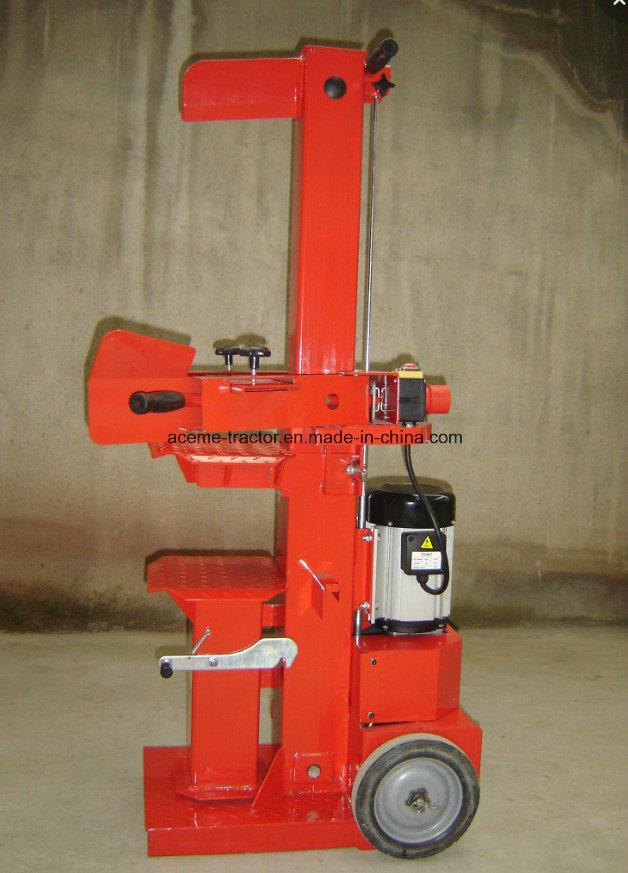 10t 400V Vertical Electric Wood Splitter Ce