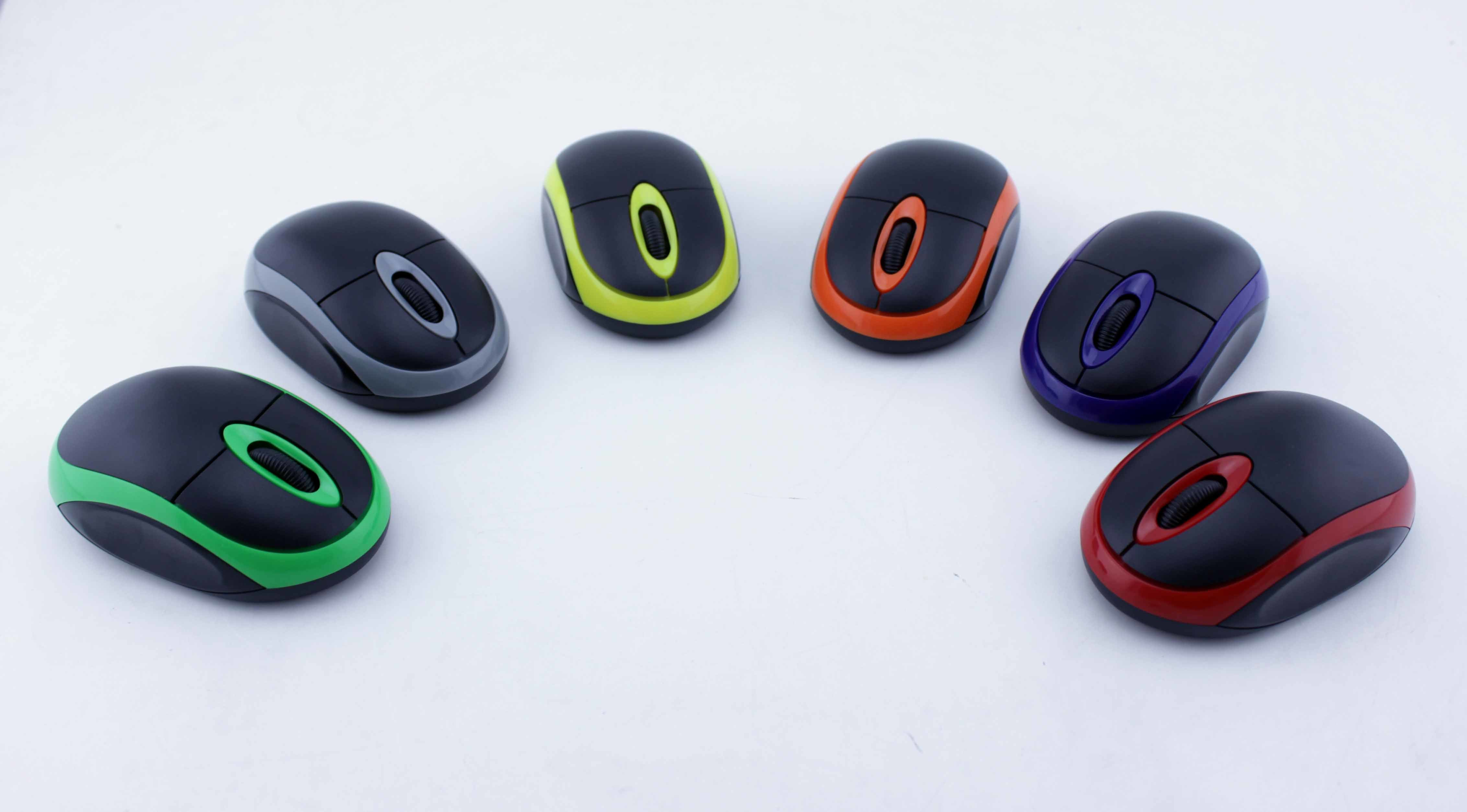1.25USD 2.4G Wireless Mouse