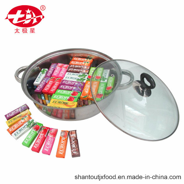 30# Stainless Steel Container Boiler Chewing Gum