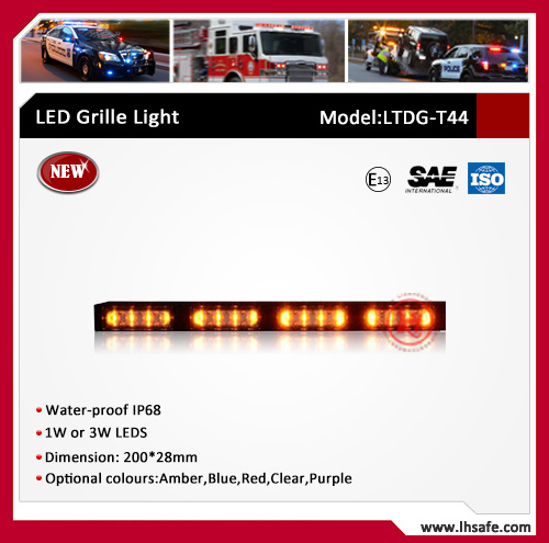 Aluminum Alloy Warning Grille Light (LTDG-T48)