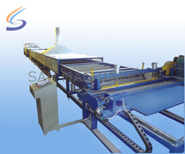 Honeycomb Cardboard Lamination Line Expanding Machine