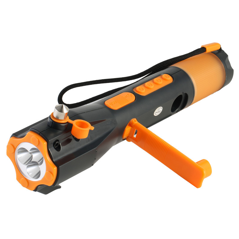 Rechargeable Torch Light Torch Light Radio Rechargeable