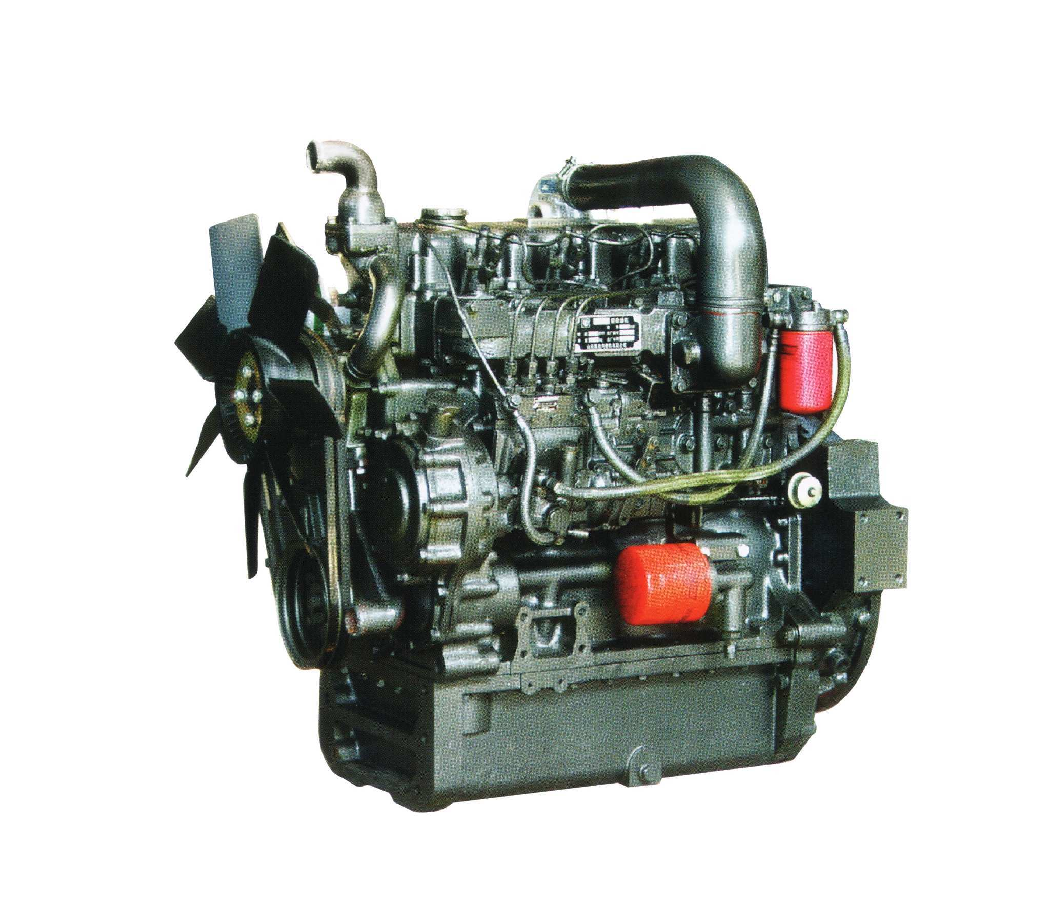 50-100 Hpdiesel Engine for Large-Sized Tractors