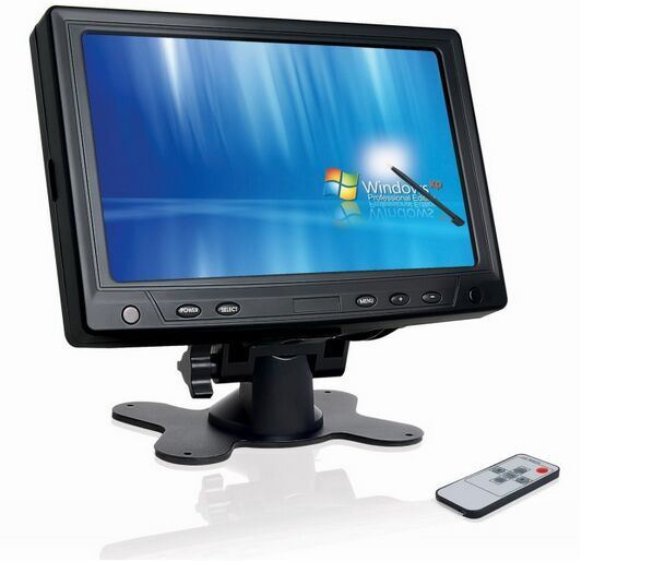 7 Inch Touch Screen Monitor with VGA Interface