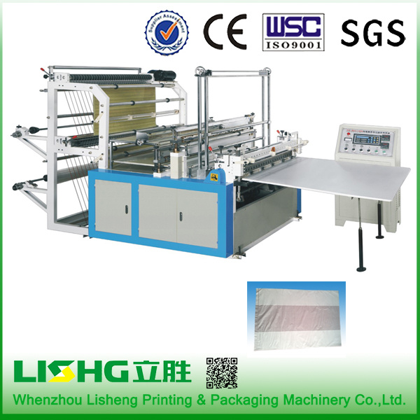 Vestbag Flat Bag Plastic Bag Making Machine Automatic