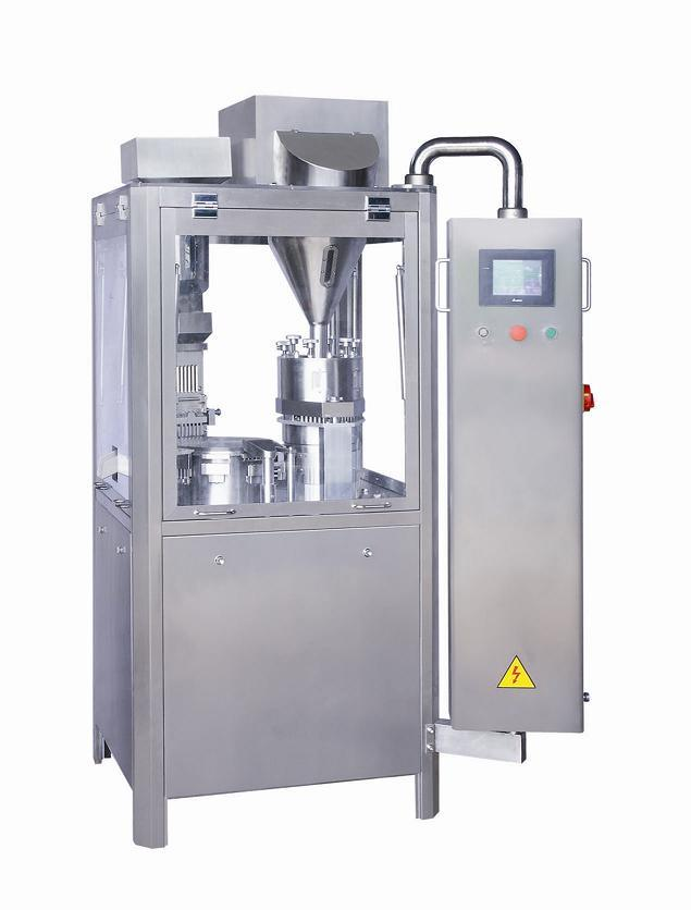 Automatic Capsule Filling Machine (NJP-600)