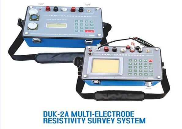 Electric Tomograph, Resistivity Imaging, Geophysical Investigation Equipment, Geophysical Equipment, Geophysical Instrument, Electrical Resistivity Tomography