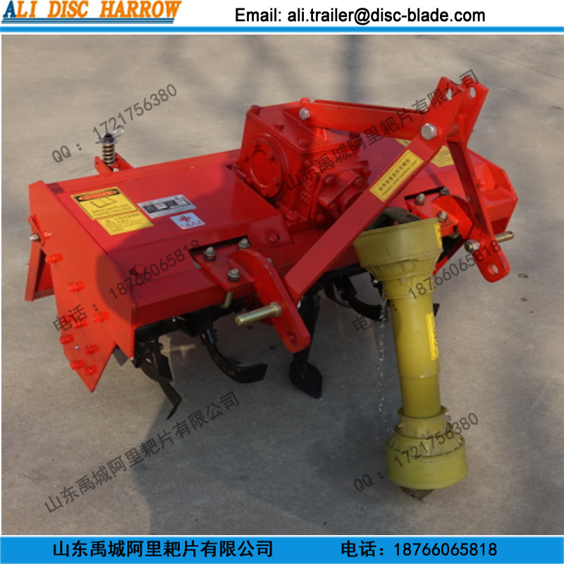 Agro Implements Rotavator 3-Point Rotary Tiller