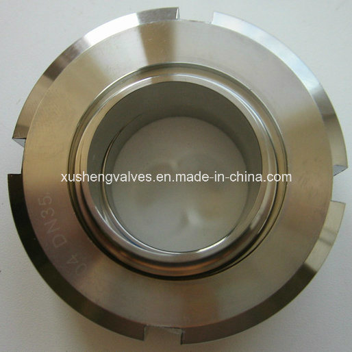 Sanitary Stainless Steel Ss304 Complete SMS Union