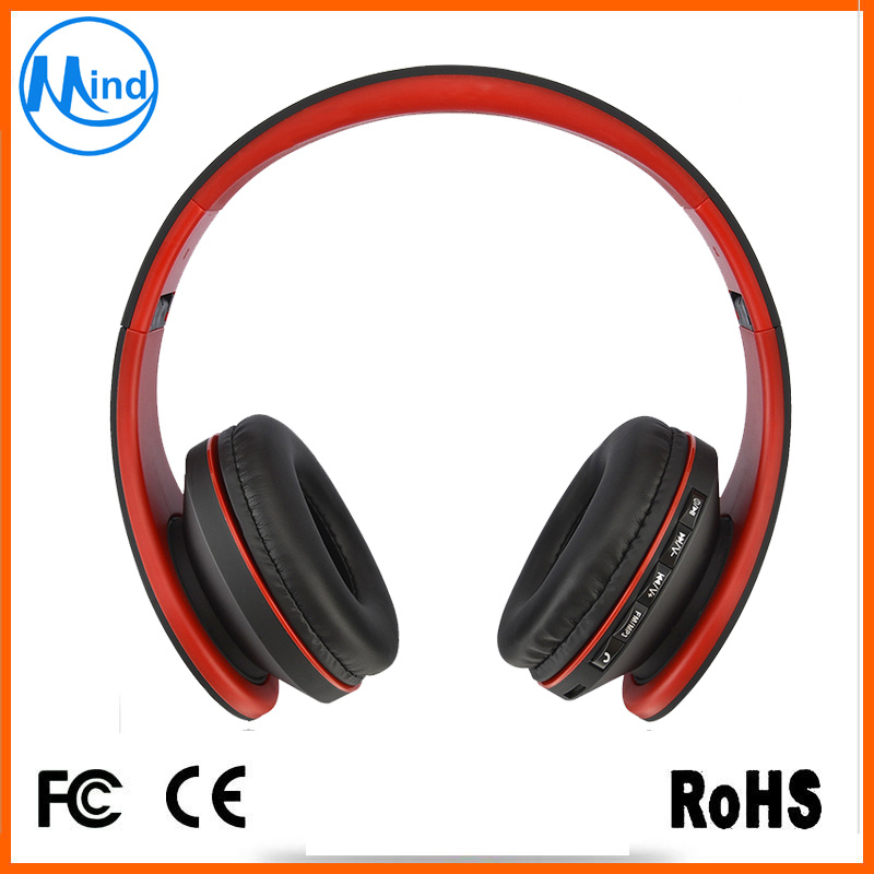 2017 High Quality Cheap Price Stereo Wireless Bluetooth Headphone Wholesale Retail Earphone
