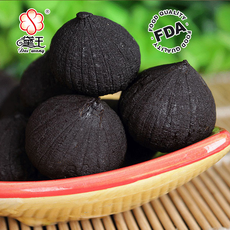 Organic Antiviral Herbal Extract Medicine Black Garlic Powder (1kg/bag)