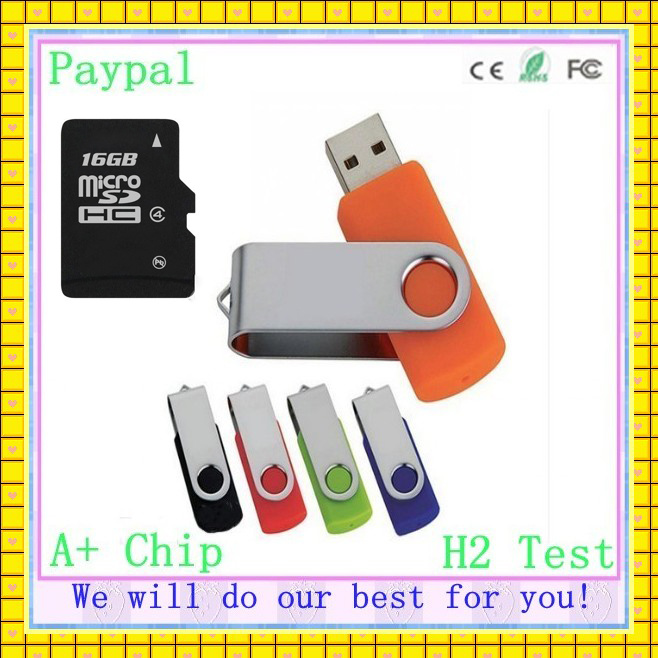 Full Capacvity Memory Cards and USB and Flash Drive (gc-650)