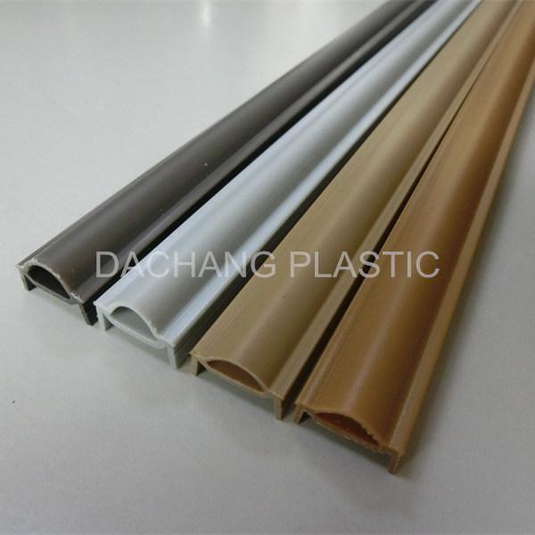 Rigid and Flexible PVC Coextrusion Sealing Profile