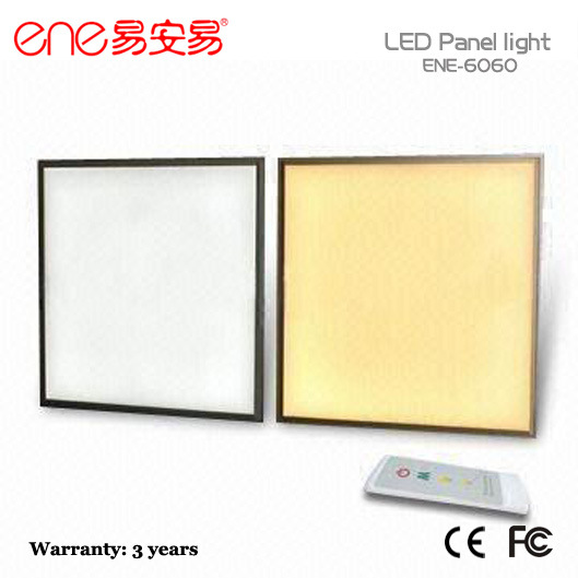 Cct Adjustable and Dimmable Panel Light (ENE-DCPL-6060-36W)
