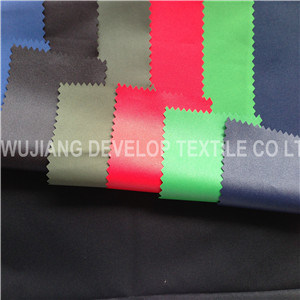 Polyester Functional Down Proof/Water Proof Breathable Teflon Coated Fabric