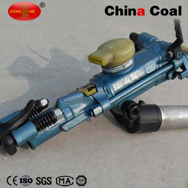 Yt27 Handheld Portable Pneumatic Air Leg Rock Drill Price for Sale