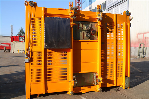 Hot Sale 2t Construction Lift Cage for Construciton Site