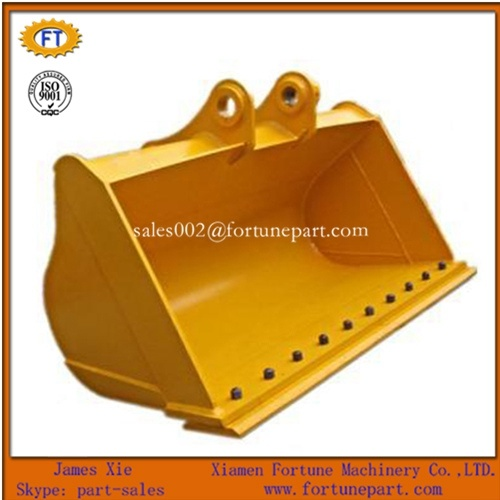 Caterpillar Komatsu Volvo Excavator Spare Parts Cleaning Standard Heavy Duty Rock Bucket