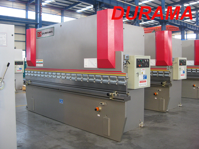 CNC / Nc Hydraulic Press Brake Machine Folding Bending Machine, Plate Bending Machine, Sheet Metal Bending Machine