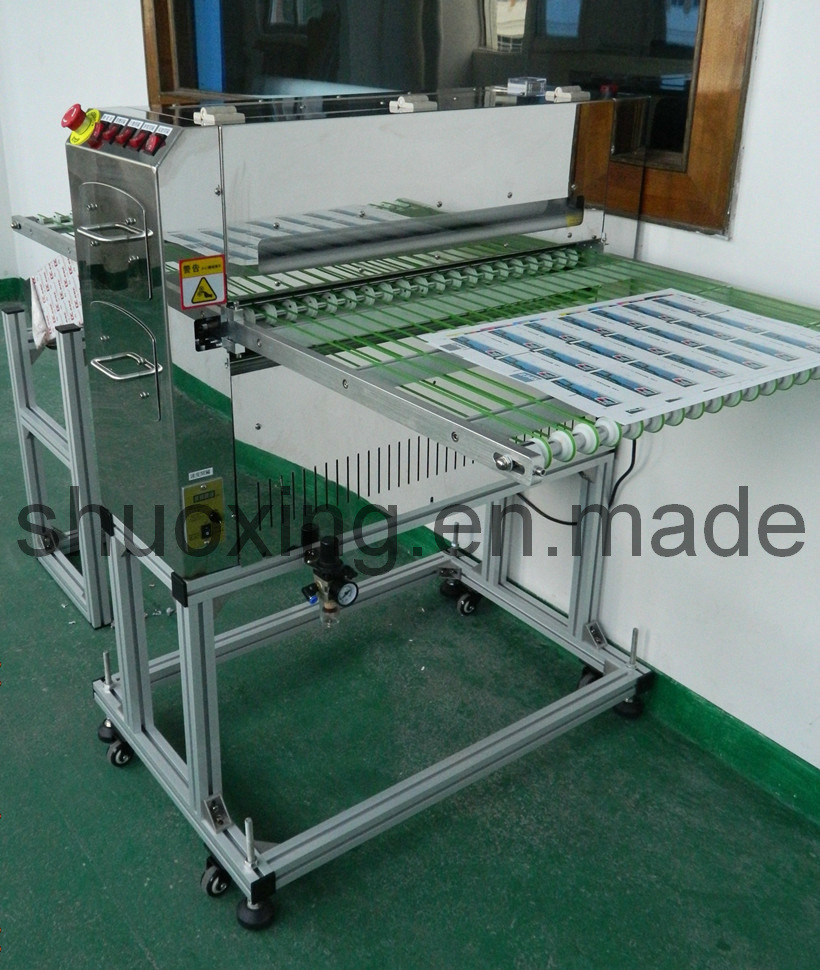 Sheet Cleaning Machine (SCL-D)