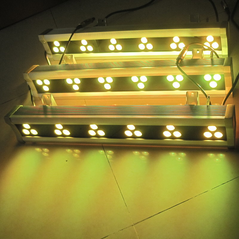 High Brightness Color Changing Wall Washer/RGB Full Color LED Wall Washer