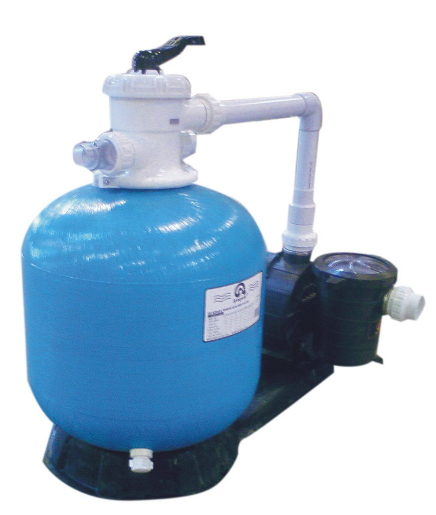 Swimming Pool Filter Systems : China integrative filtration system for swimming pool sg
