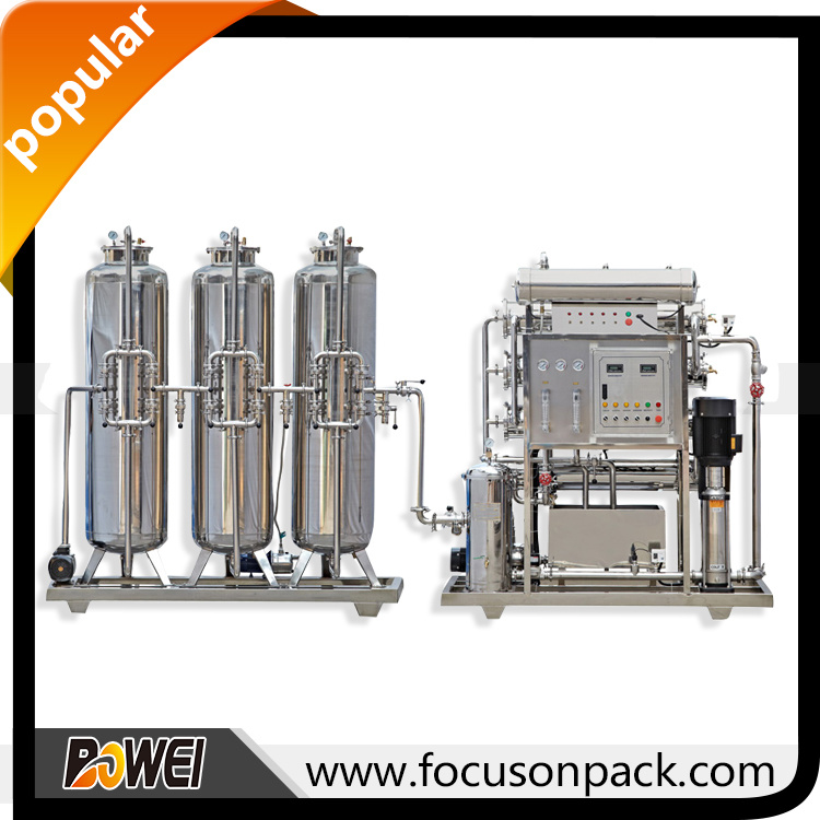 RO Water Treatment Softner System