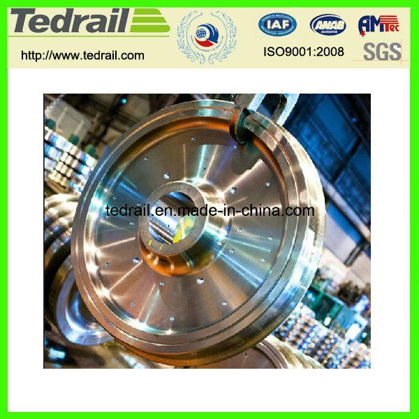 Railway Wheel Train Wheel Railroad Wheel Coach Wheel