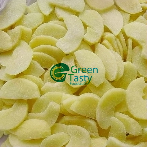 IQF Frozen Apple Diced/Sliced