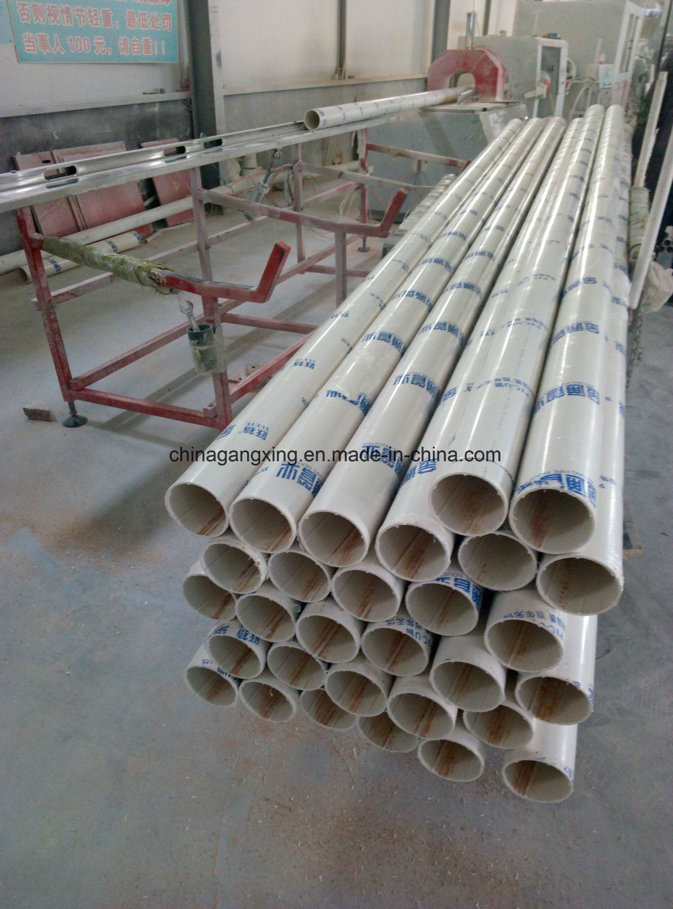 Quality Plastic Water PPR Pipe System Used for Project